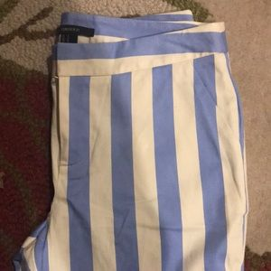 Forever 21 Pants - 🆕🆕blue and white stripe pants